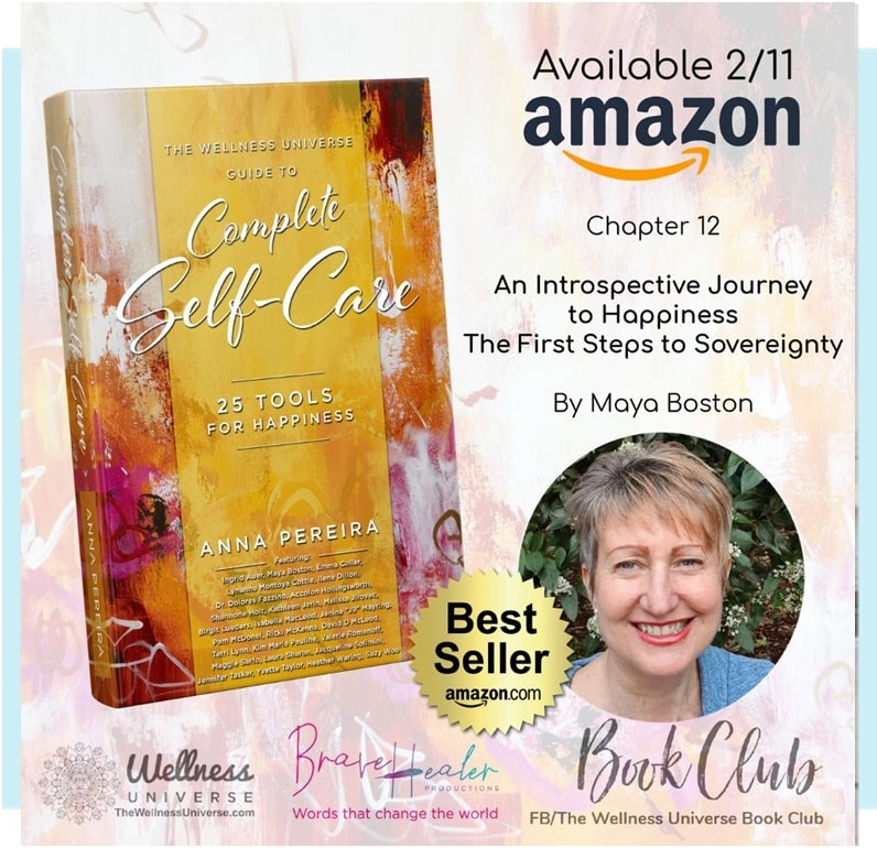 Amazon Best Selling Guide To Complete Self-Care 25 Tools for Happiness